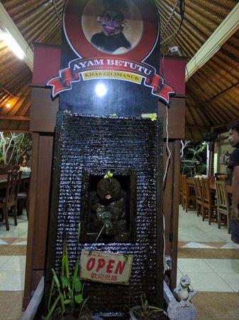 Tuban, Indonesia: Ayam Betutu Khas Gilimanuk