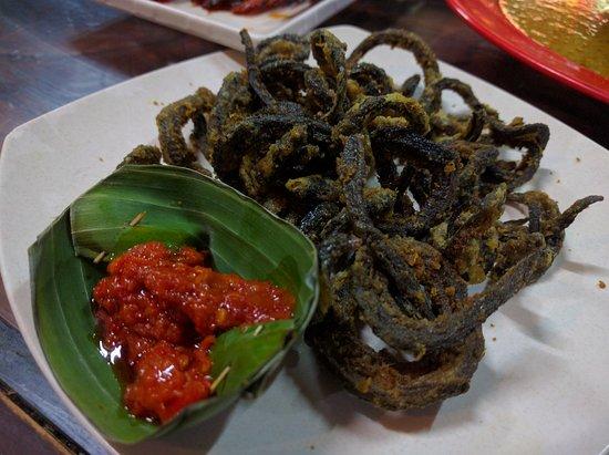 Tuban, Indonesia: Seafood