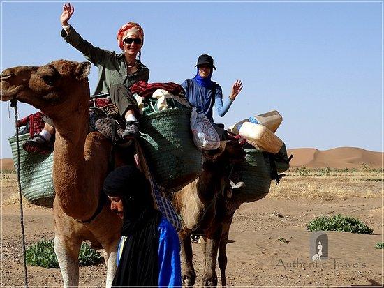 Imlil, Marocko: Near Erg Chigaga Dunes