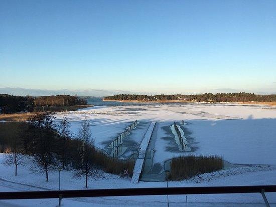 Naantali, Finlândia: Kivat näkymät huoneistoista