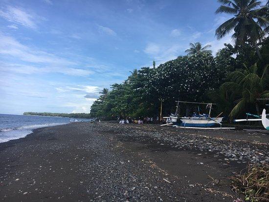 Bondalem, Endonezya: The beach
