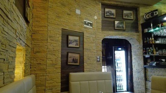 Muszyna, Polen: Moim zdaniem najlepsza restauracja w Muszynie.