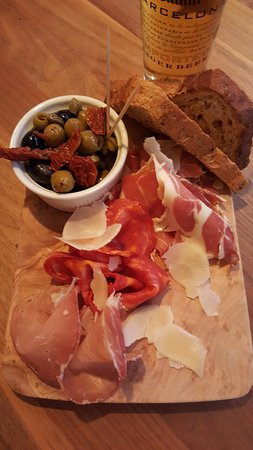 Maidenhead, UK: Charcuterie!!