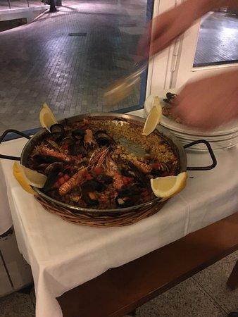 Restaurante Costa Dorada: 👌👌👌