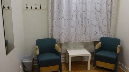 Birka Hostel: 房間正常