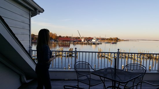 St. Michaels Harbour Inn Marina & Spa Bild