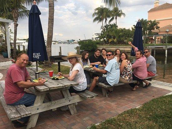Lots Of Good Times At Matanzas Inn