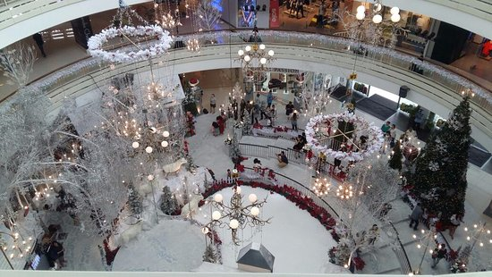 Christmas at Queensbay Mall, Penang, Malaysia , Picture of