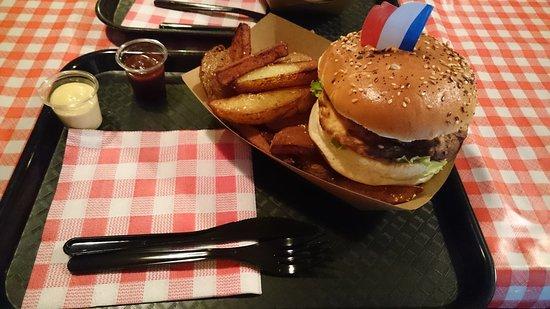 Grenoble Good Fast Food
