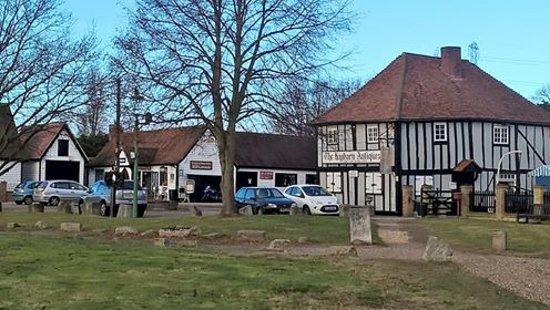 Battlesbridge Antique Centre (part of)