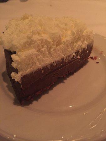 Osteria del Teatro: Torta de chocolate