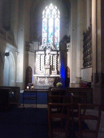 Arras, Frankrike: église