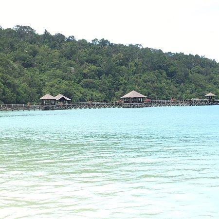 Pulau Gaya, Malaysia: Posto fantastico
