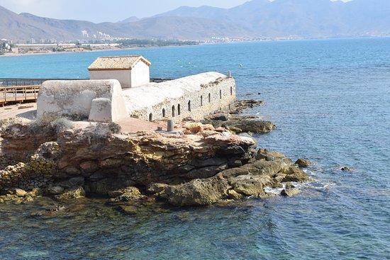 Isla Plana, España: Banos de la Marrana