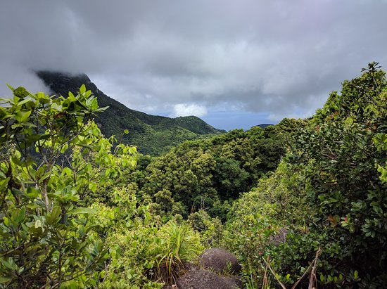 Victoria, Seychellene: Morne Blanc