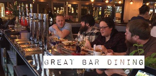Horley, UK: Bar Dining