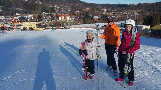 Szklarska Poreba, Poland: Sezon Zimowy w Norweskiej Dolinie nieoficjanie otwarty