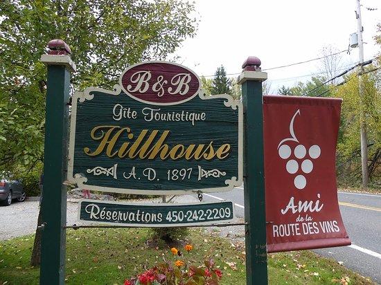 Lac-Brome, Kanada: Sur la route des vins
