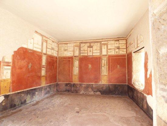 Fullery Of Stephanus Pompeii Picture Of Fullonica Di