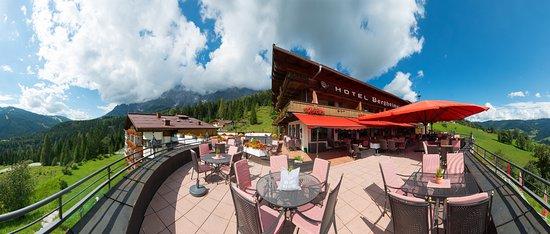 Muhlbach am Hochkonig, Austria: Panoramaterrasse