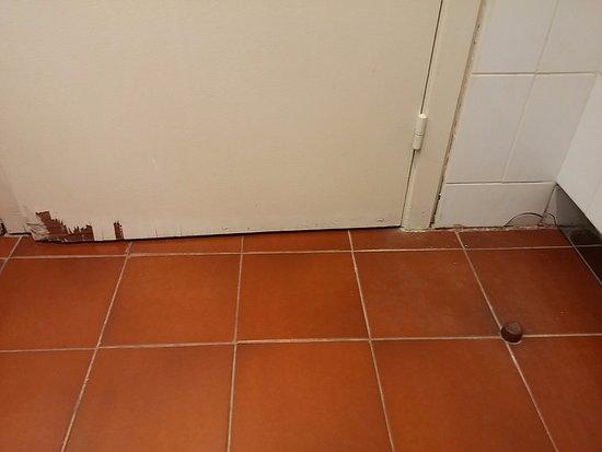 AS Hotel Porta Catalana: Eine Renovierung könnte nicht schaden.