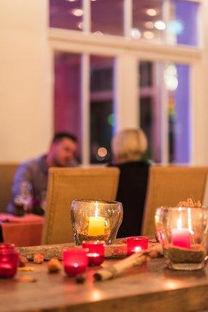 restaurant heimisch im romantik hotel reichshof norden. Black Bedroom Furniture Sets. Home Design Ideas