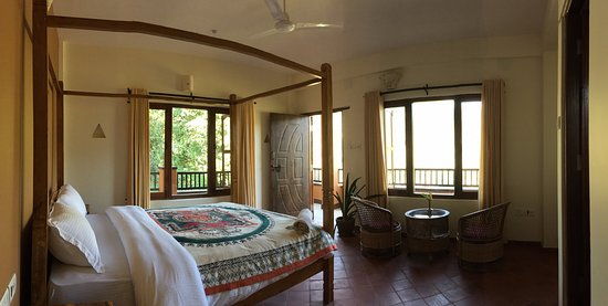 Top floor State Room Picture of Hidden Paradise Guest House