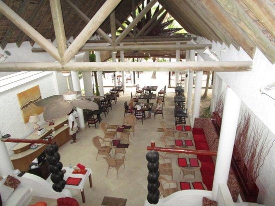 Village du Pecheur: Vogel Perspektive