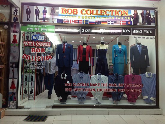 Bob Collection: Newly renovated shop (updates)
