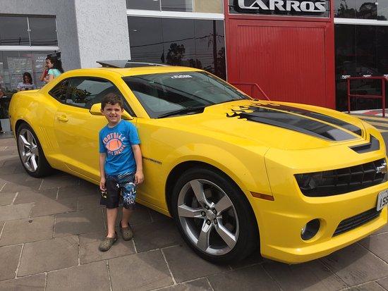 camaro amarelo foto de super carros gramado tripadvisor