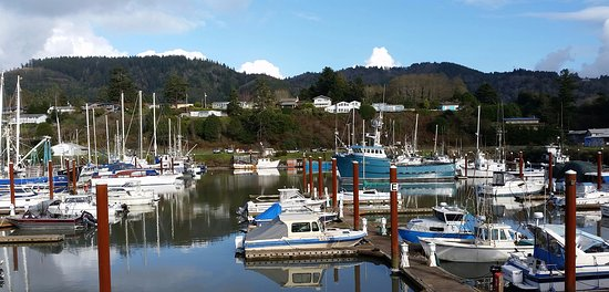 Marina (commercial), Brookings, OR