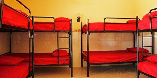 Meridano Bed & Breakfast : Habitación compartida