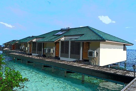 Embudu Village Les Water Bungalows