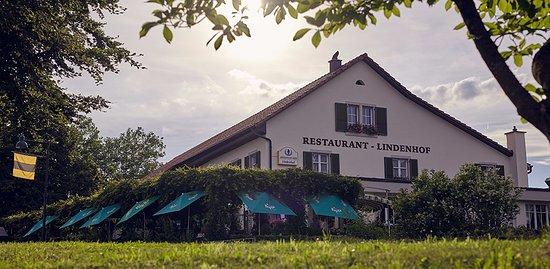 Metzerlen-Mariastein, Schweiz: Restaurant Lindenhof in Mariastein