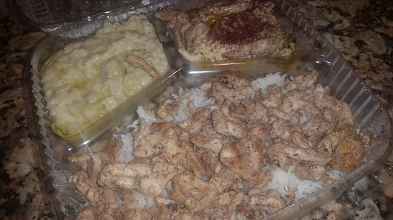 Waterbury, CT: Middle Eastern cuisine on the go.