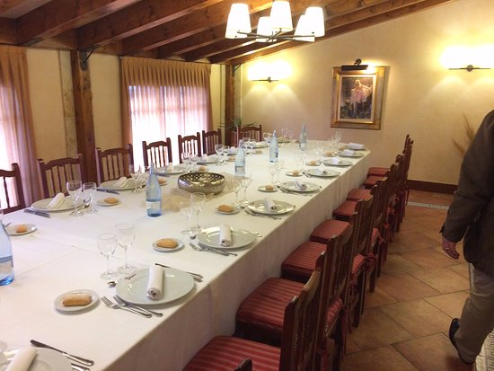 Castellbisbal, Ισπανία: Salon privé