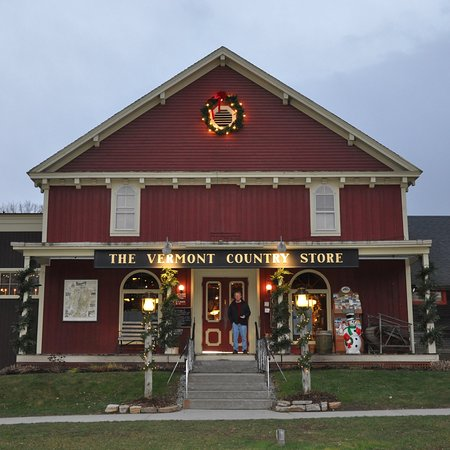Rockingham, VT: Vermont Country Store - Original Building