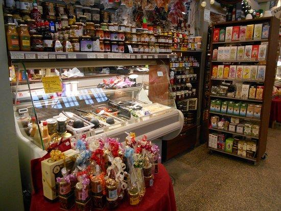 Kuopio, Finland: Une boutique de thé