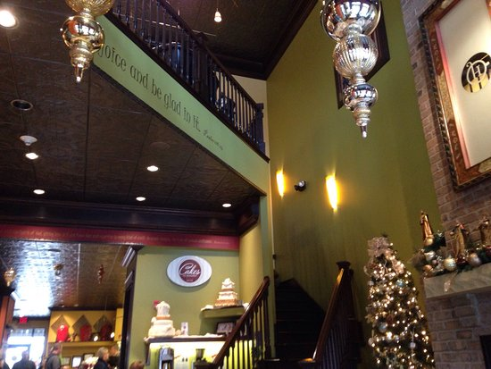 Le Mars, IA: Habitue Coffeehouse and creperie