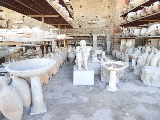 Museo Vesuviano Giovan Battista Alfano