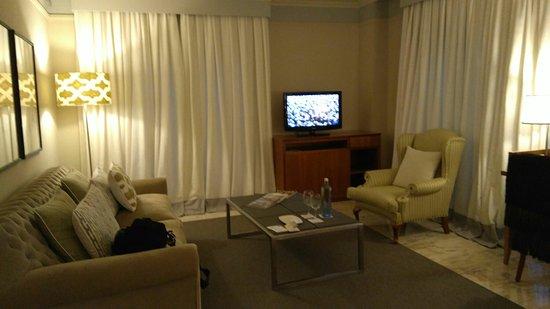 Hotel Carlos I Silgar: Impresionante