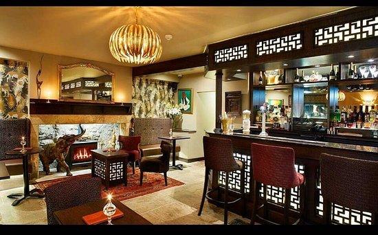 Corbridge, UK: Main Bar