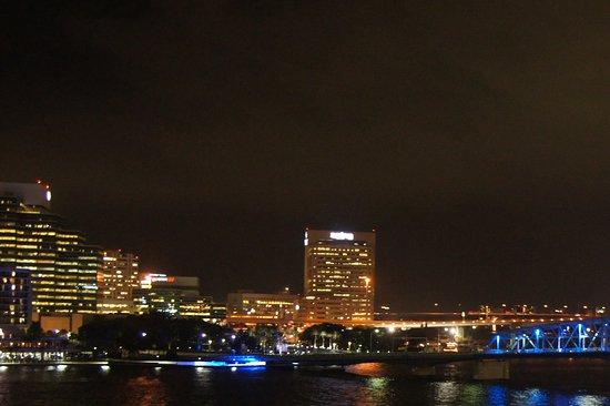 Hyatt Regency Jacksonville Riverfront: From our room
