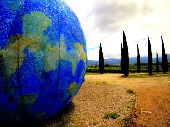 Гаворрано, Италия: la scultura nostro simbolo