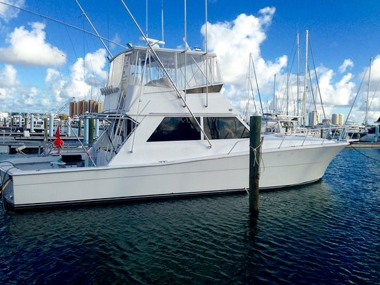 Palm Beach Shores, Floride : Reel Deal Sport Fishing