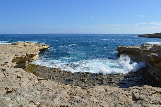 Marsaxlokk, Malta: crique