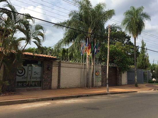 Las residentas asunci n paraguay opiniones y for Hotel casa de los azulejos tripadvisor