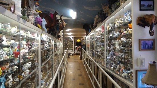 Orrtanna, Пенсильвания: Mister Ed's Elephant Museum