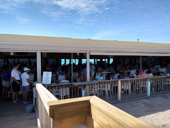 Jensen Beach, Floryda: Outside view of Shuckers