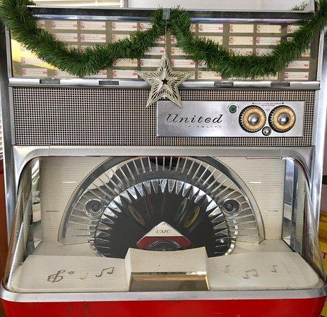 Santa Rosa, NM: Jukebox at Route 66